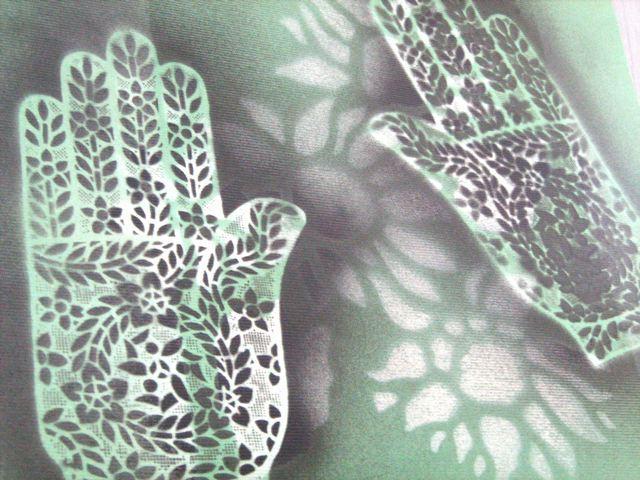 stencilry begins