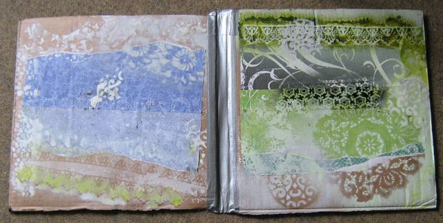 inside of stencilry covers