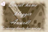 Sweethomebloggeraward1